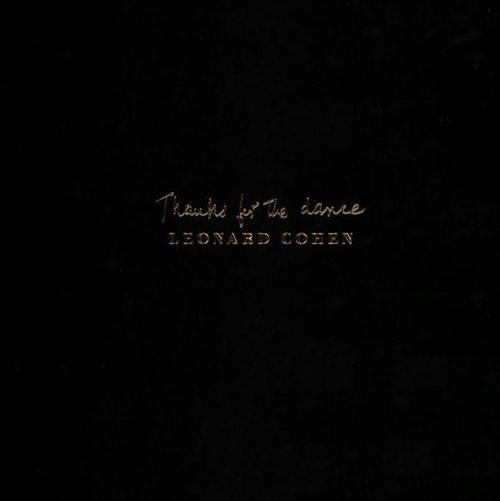 zoom 40268768 Leonard Cohen   Thanks For The Dance